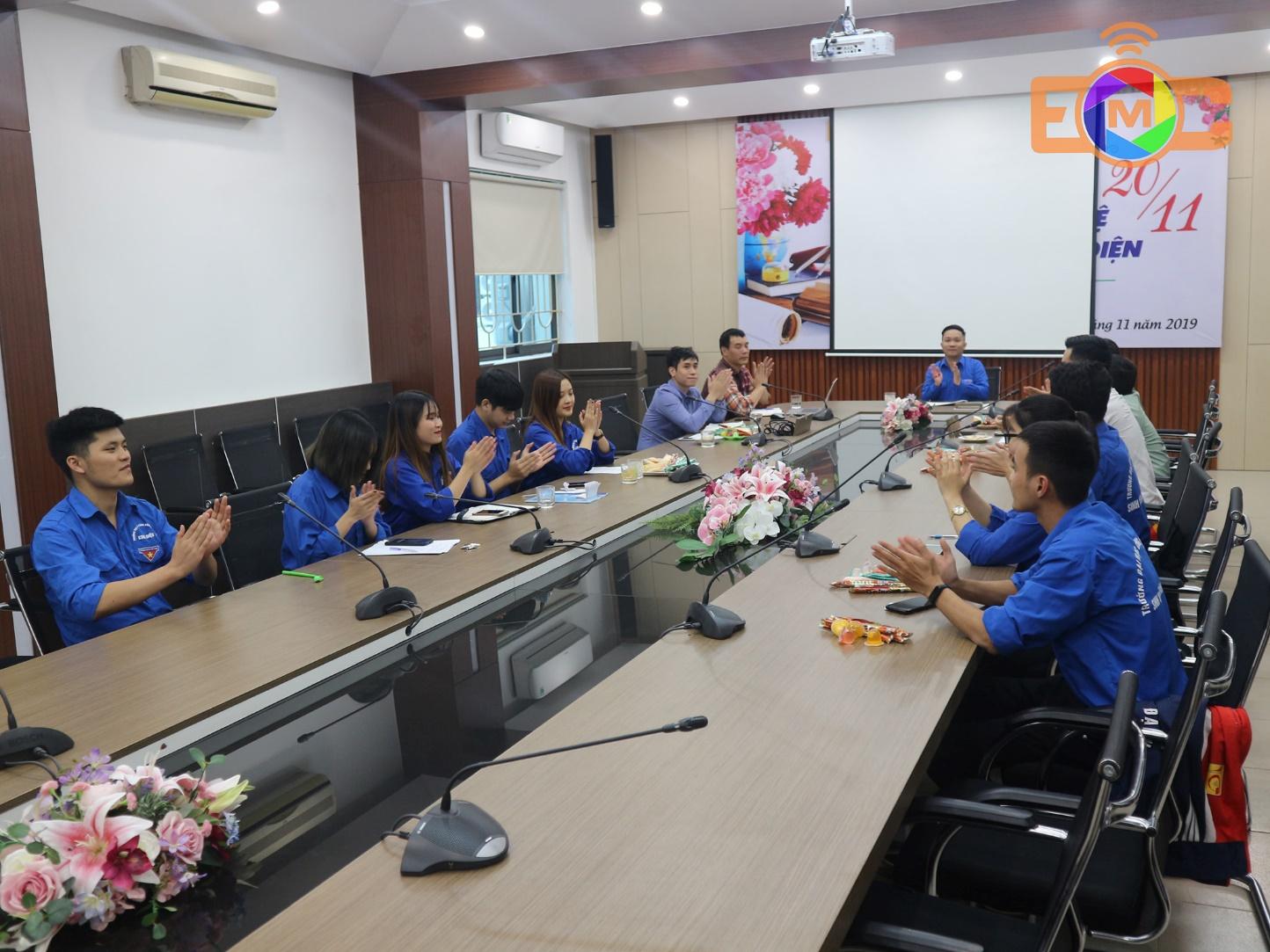 Hội nghị kiện toàn BCH Liên chi Đoàn khoa Điện khóa IX, nhiệm kỳ 2019 - 2022