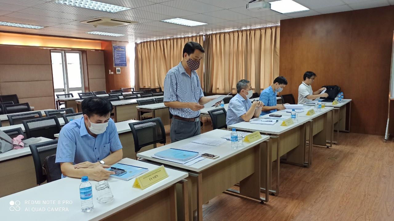 06 học viên ngành Kỹ thuật Điện khóa 9 (đợt 1) bảo vệ thành công luận văn tốt nghiệp Thạc sĩ